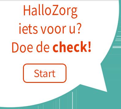 HalloZorg check